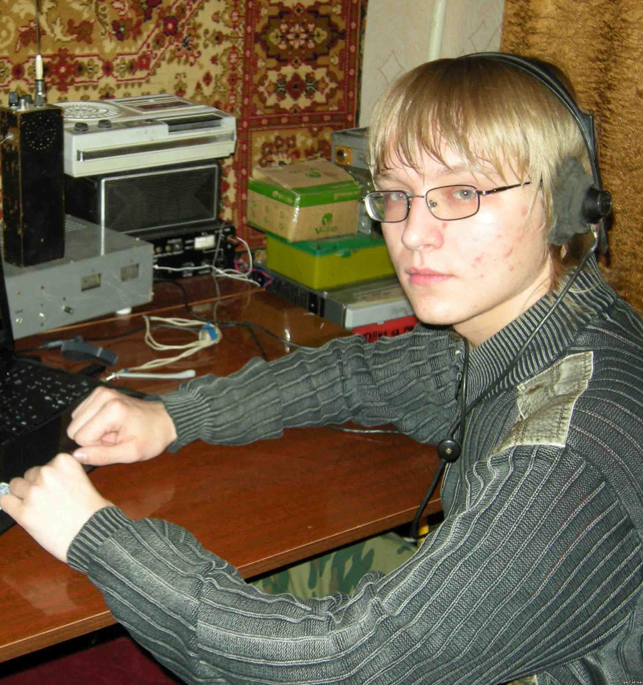 Алексей Суслопаров